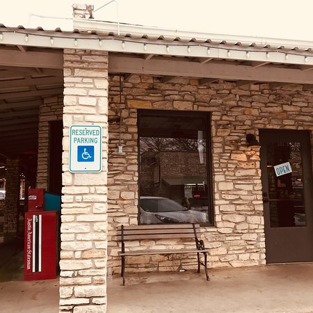 Wimberley, TX: Sip! on the Square