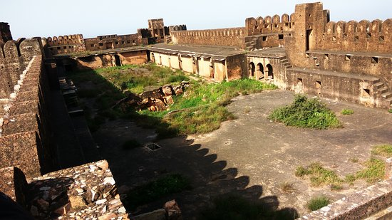 Sikar District, Ινδία: Fort RG