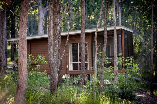 Mt cotton retreat updated 2018 b b reviews price for Self contained cabin