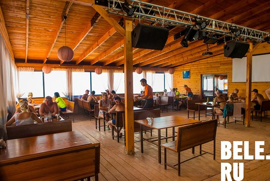 Shira, Russia: Кафе-бар