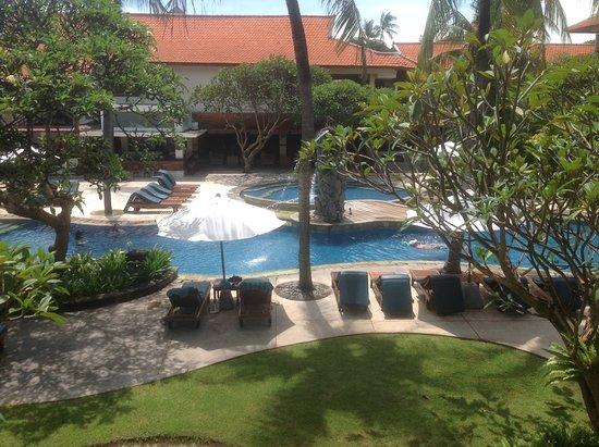 Bali Rani Hotel: Hotel pool
