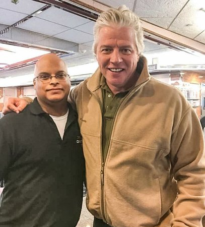 """Wayne, PA: Tom Wilson from the """"Back to the Future"""" franchise"""