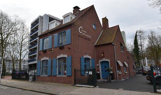 gevel - Foto di Cucina del mondo, Heerlen - TripAdvisor