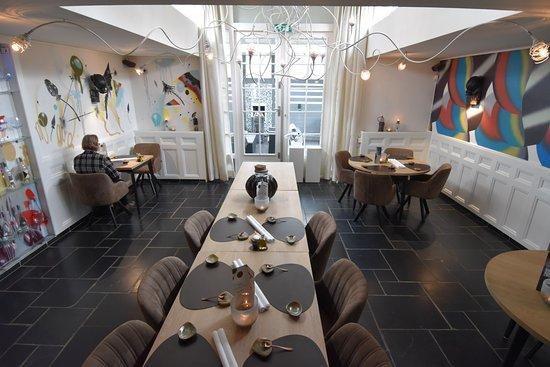 amuse - Picture of Cucina del mondo, Heerlen - TripAdvisor