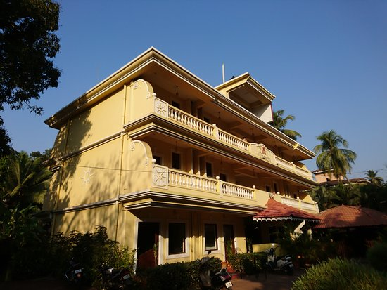 The Goa Village Inn Photo