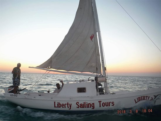 Liberty Sailing Private Day Tours