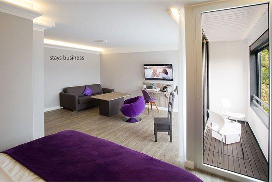 Stays design hotel dortmund desde alemania for Designhotel dortmund