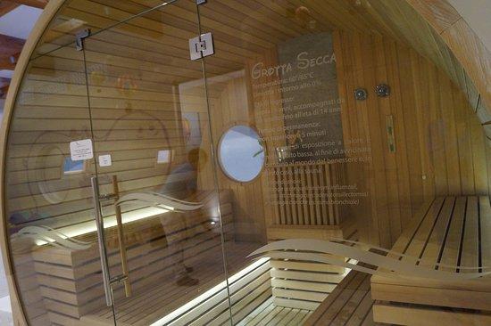 Sauna per bambini picture of piscine termali theia chianciano terme tripadvisor - Piscine termali coperte per bambini ...