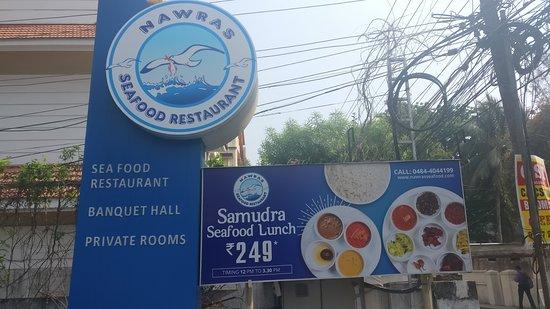 Nawras Seafood Restaurant