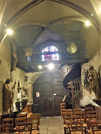 Chapelle Saint Aurelien: Une petite merveille à découvrir sans faute