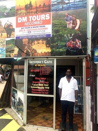 D.M. Tours