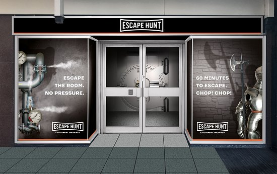 Escape Hunt Birmingham