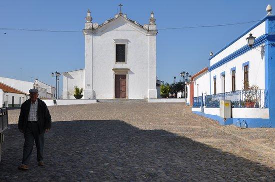 Igreja Matriz de Entradas