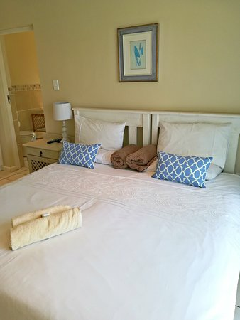 Kidd's Beach, جنوب أفريقيا: Twin beds or King optional