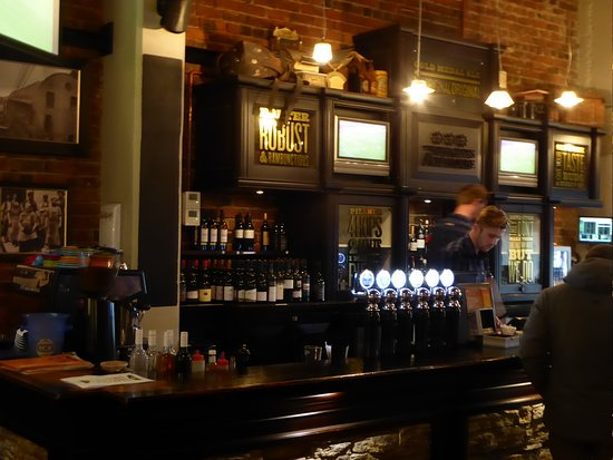 Speights Ale House : Bar