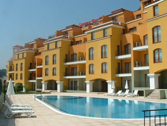 Aparthotel serena residence sozopol for Appart hotel 57