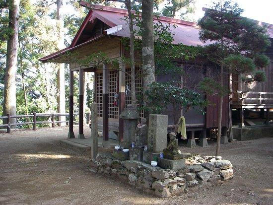 Morotsuka-son, Japonia: 吉野宮神社拝殿