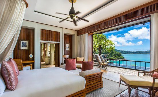 Anse Louis, Seychellene: Panoramic view, Complete privacy, MAIA Signature Villa