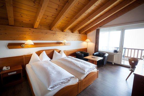 Kräuterhotel Edelweiss: Doppelzimmer Süd