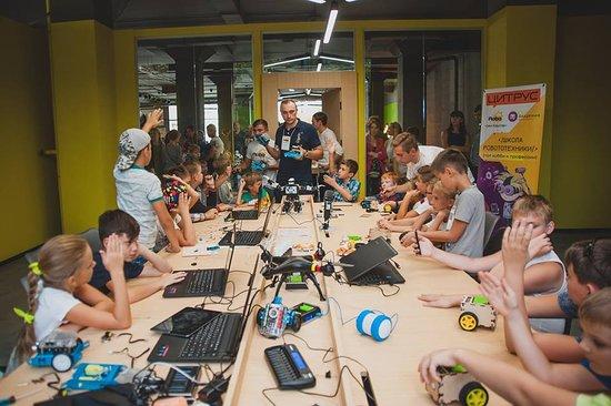 Robo School of Robotics