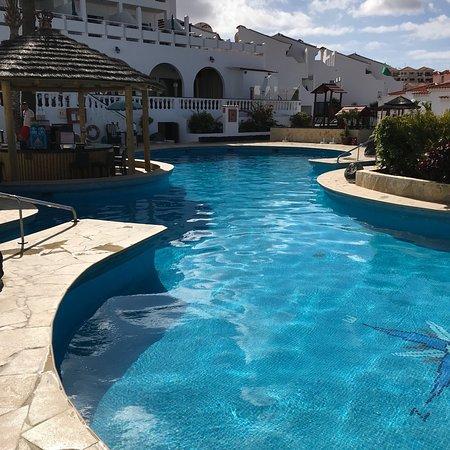 Lovely apartment & great resort