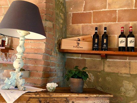 Villa Baciolo: Dettaglio Bar