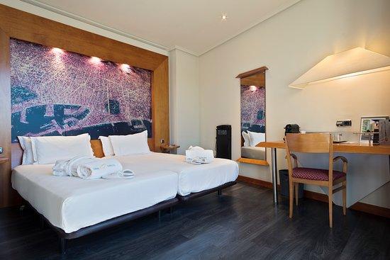 Sala Fumatori Aeroporto Barcellona : Abba sants hotel barcellona spagna prezzi e recensioni