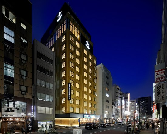 Candeo hotels tokyo shimbashi minato japon voir les for Hotel a bas prix