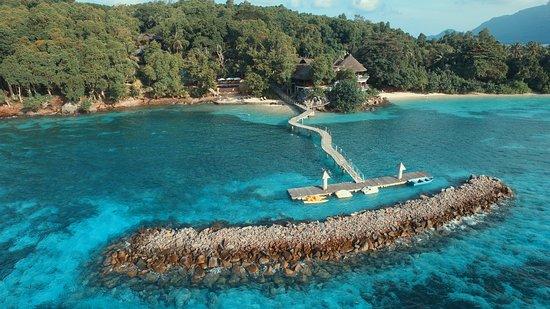 Cerf Island照片