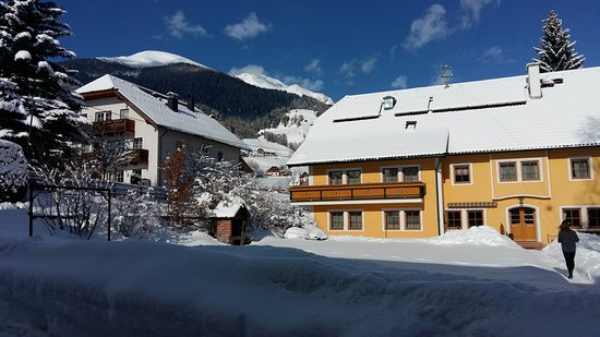 Lessach, Austria: Zauberhafter Winter!