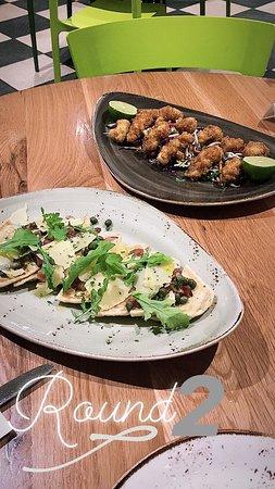 The Monaco Kitchen : Incredible food!