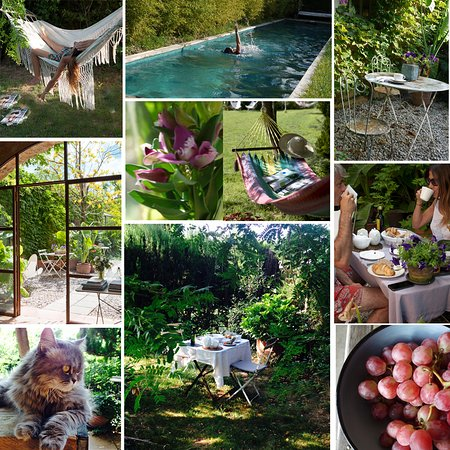 Viladamat, Spain: Les Hamaques Lifestyle