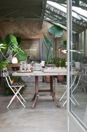 Viladamat, Spain: Nuestro invernadero