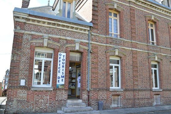 Office de Tourisme Destination Le Treport-Mers, bureau de Ault