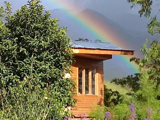 Oxapampa, Peru: Tarde de arcoiris