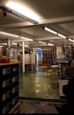 Rue Antoine Dansaert : Brussels Beer Project on Rue Antoine Danseart