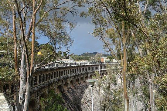 Embalses Guadalhorce-Guadalteba: Kijk op de oudste stuwdam
