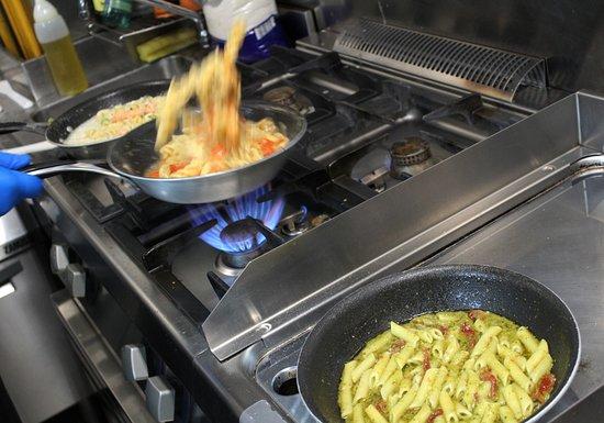 La Eliana, España: La Pasta de Bocca della Verità