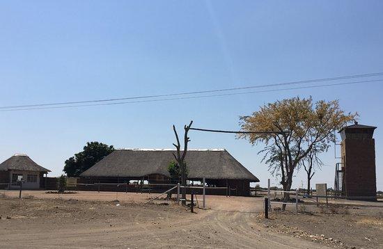 Mashatu Game Reserve, Botsuana: Limpopo Valley Airstrip
