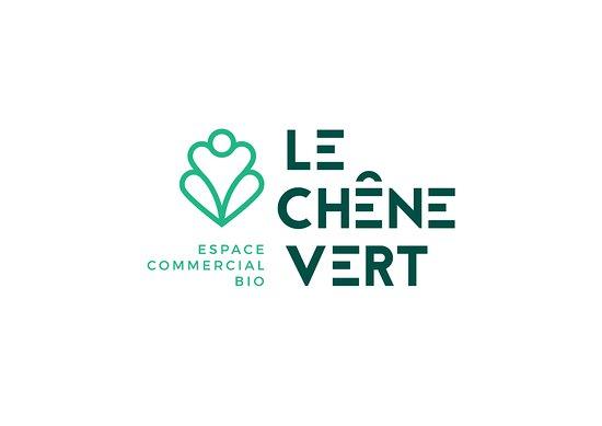 Saint-Clement-de-Riviere, Francia: Logo Le Chêne Vert