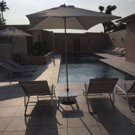 Port Gentil, Gabon: Hotel Le Ranch