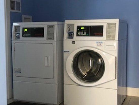 Morrisville, VT: Laundry Room
