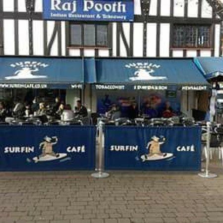 Surfin Cafe