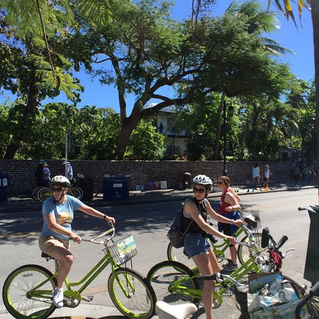 Key Lime Bike Tours Key West