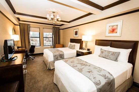 Belvedere Hotel, hoteles en Nueva York