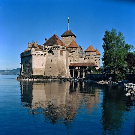 Image result for chateau de chillon