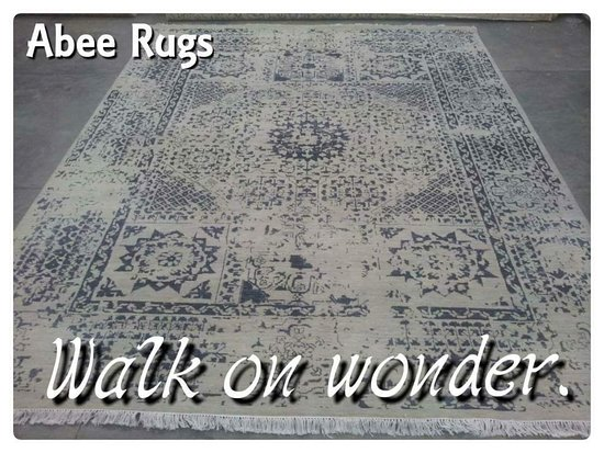 Walk On Wonder Our Latest Collection Broken Design Carpet