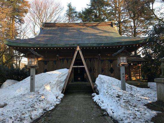 Takaoka Gokoku Shrine