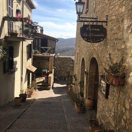 Allerona, อิตาลี: La Panatella