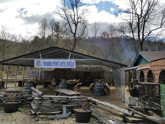 Elijah Mountain Gem Mine